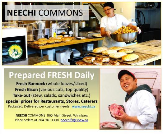 Neechi fresh products
