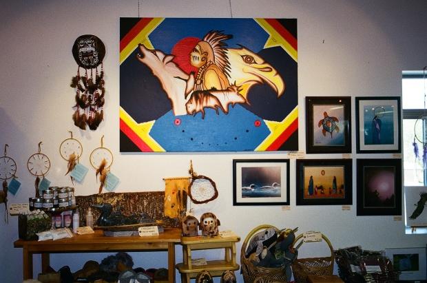 20150919 wolf bison eagle #1.JPG