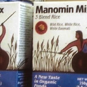 Manomin Wild Rice blend